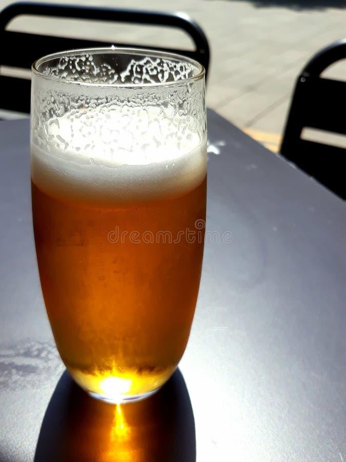 Bier-Schale lizenzfreie stockbilder