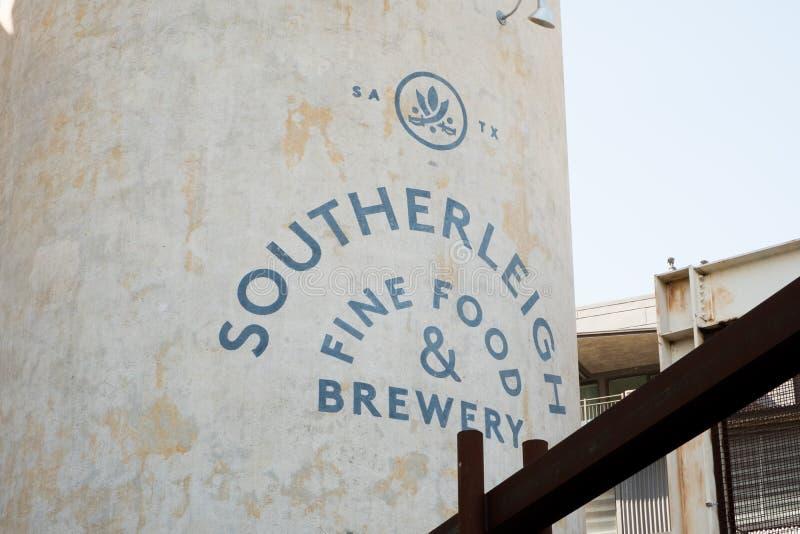 Bier Southerleigh Brewing Company stockbild