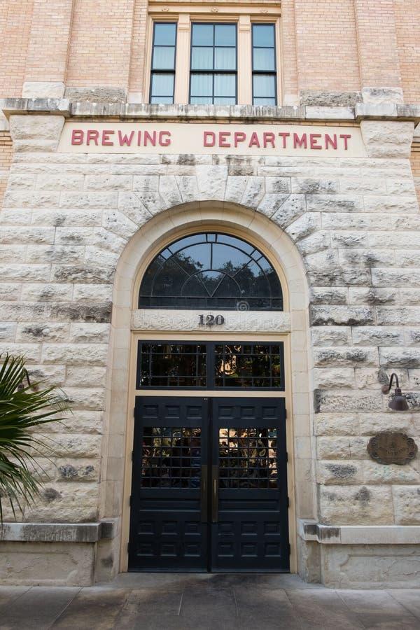 Bier Southerleigh Brewing Company stockbilder