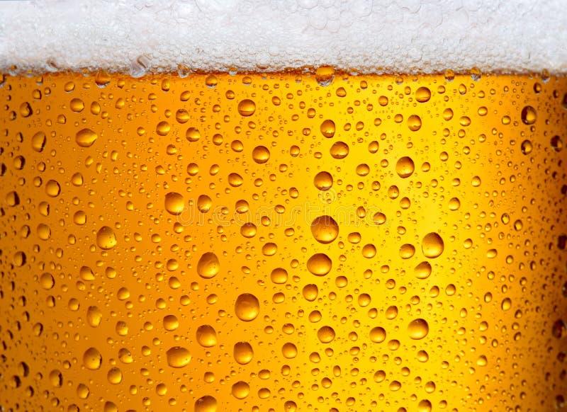 Bier-strukturierter Hintergrund stockfotos