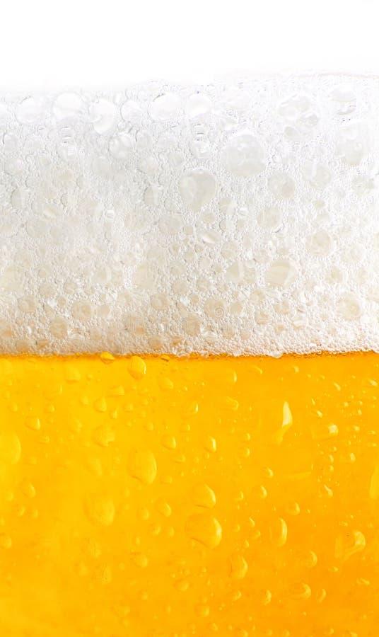 Bierbeschaffenheit lizenzfreie stockfotos