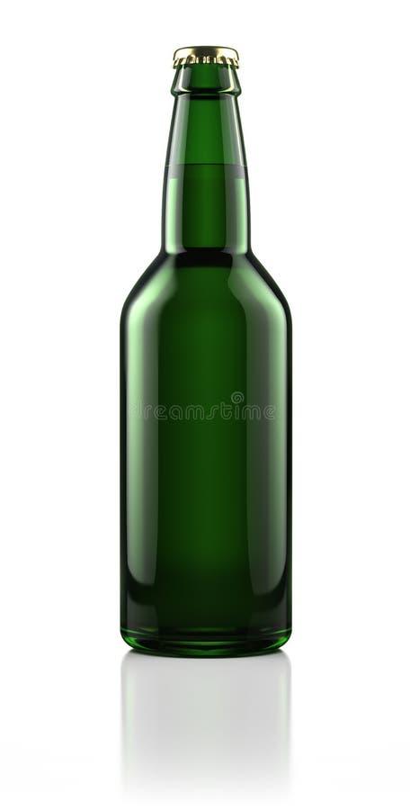 Bierflasche lizenzfreie abbildung