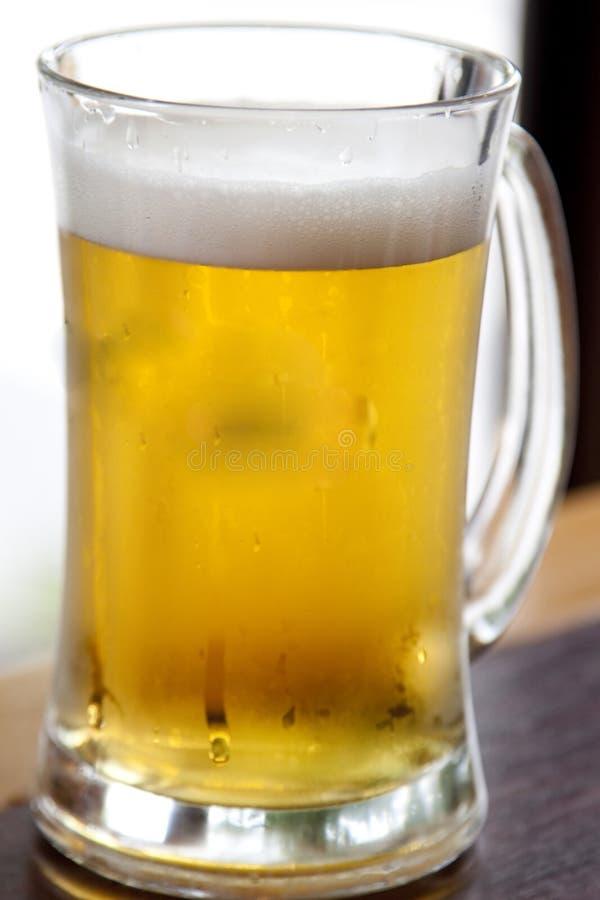 Bierkrug stockfoto