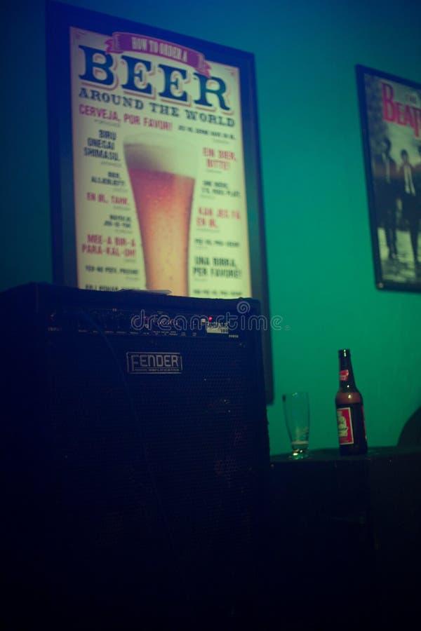 Bierplaats stock foto's