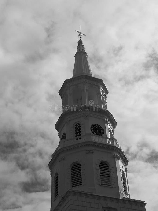 Bierze ja kościół fotografia stock