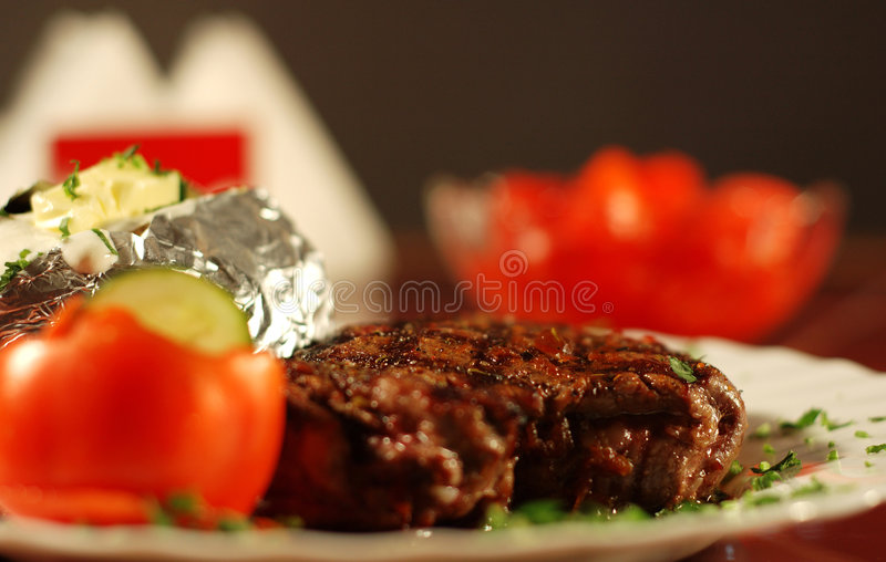 Bife fotos de stock royalty free