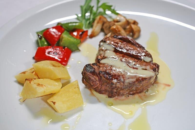 Bife de carne fotos de stock royalty free