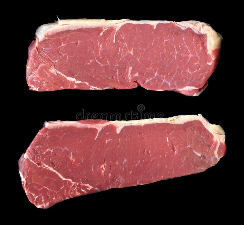 Bife de traseiro (lombo) imagens de stock royalty free