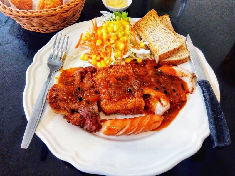 Bife de Ubon foto de stock royalty free