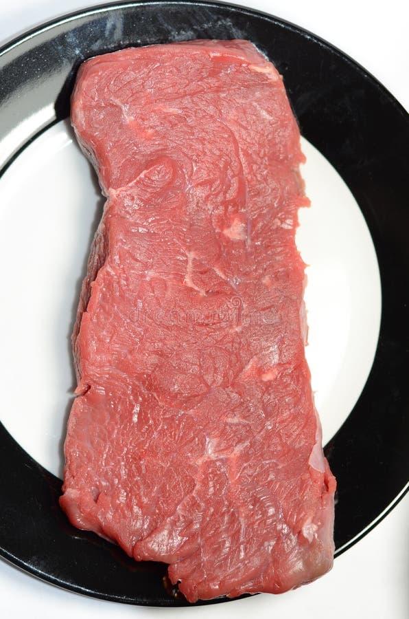 Bife do bisonte foto de stock royalty free