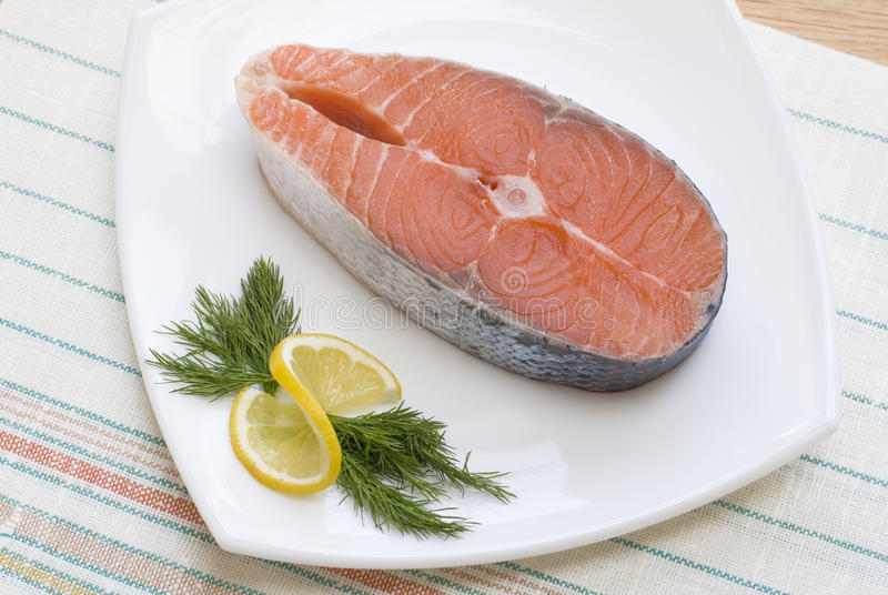 Download Bife Salmon foto de stock. Imagem de ácidos, home, menus - 29846310