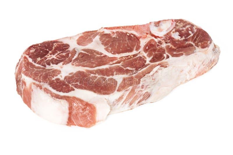 Bifteck cru photo stock