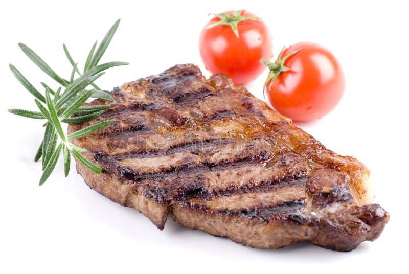 Bifteck de bande photographie stock