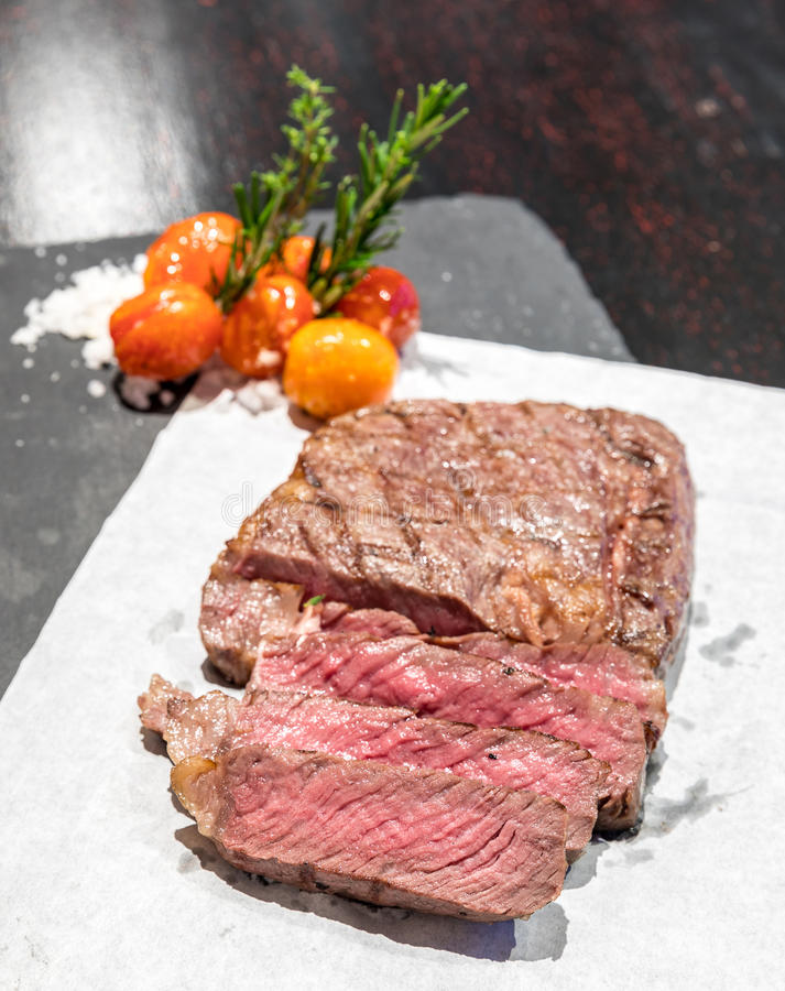 Bifteck de boeuf de filet photo libre de droits