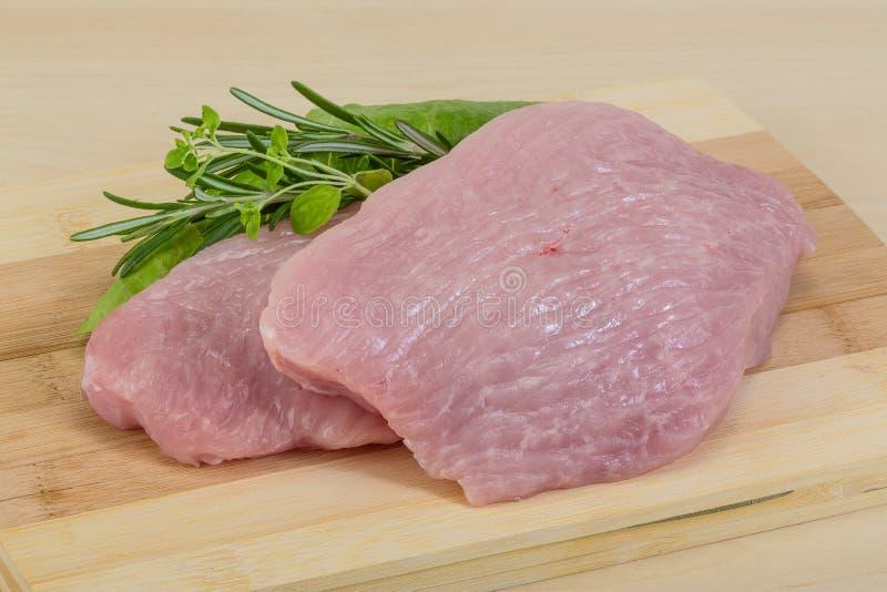 Bifteck de la Turquie images stock