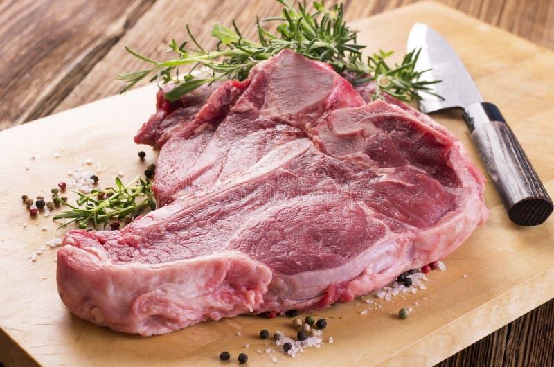 Bifteck de Porterhouse image libre de droits