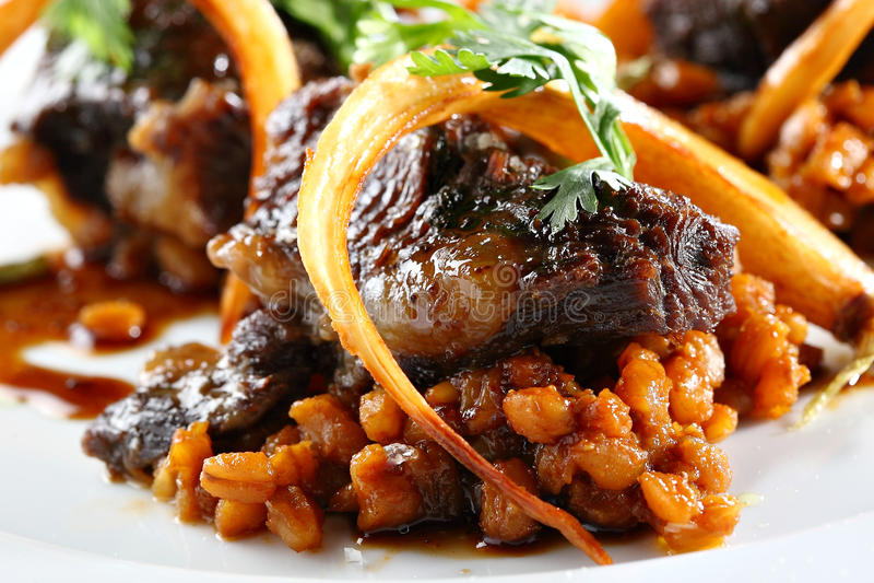 Bifteck de viande photo stock