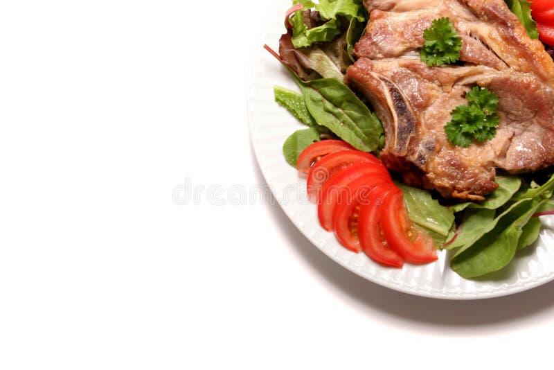 Bifteck juteux photographie stock libre de droits