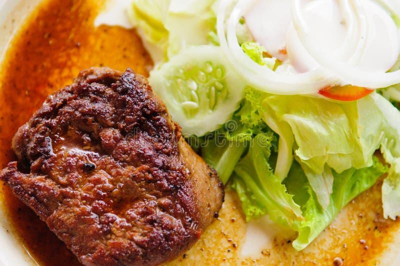 Biftek photographie stock libre de droits