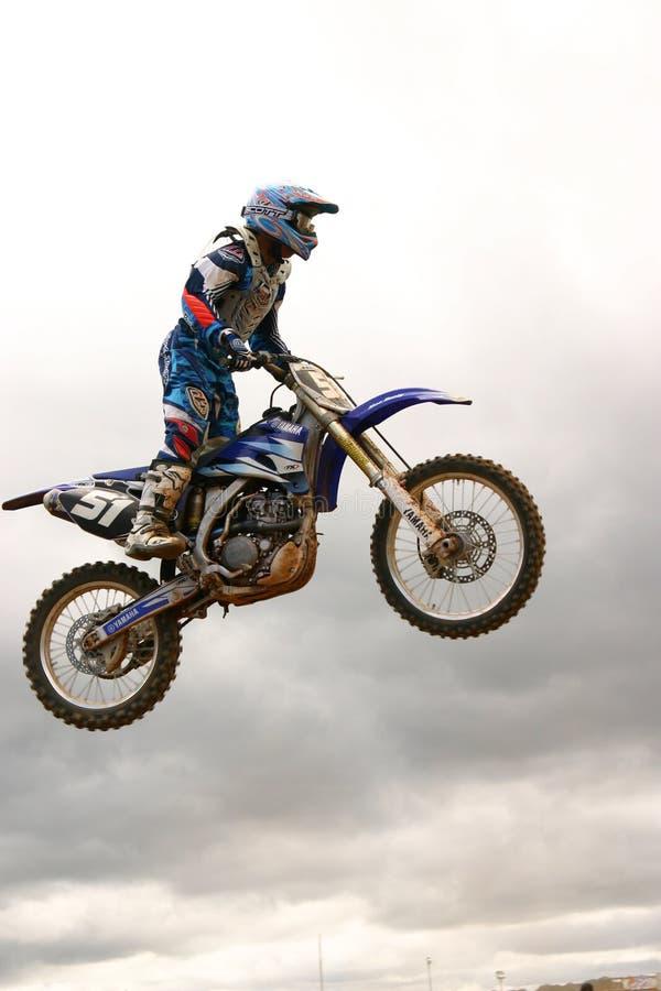 Big air jump royalty free stock photos