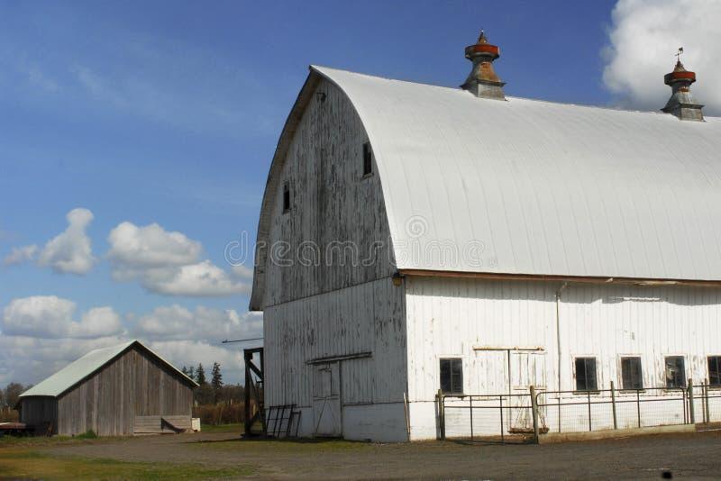 Download Big Barn, Little Barn stock photo. Image of non, small - 28797120