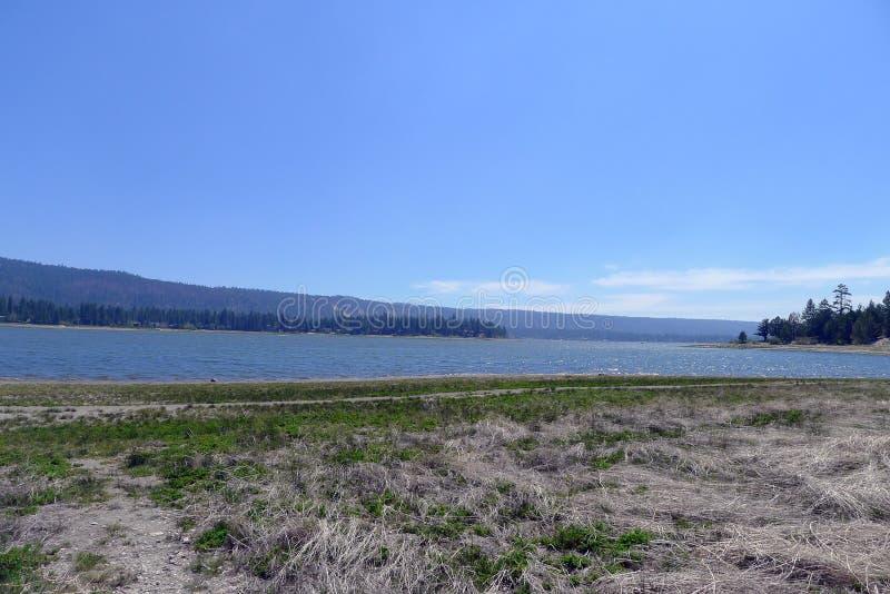 Big Bear Lake royalty free stock photo