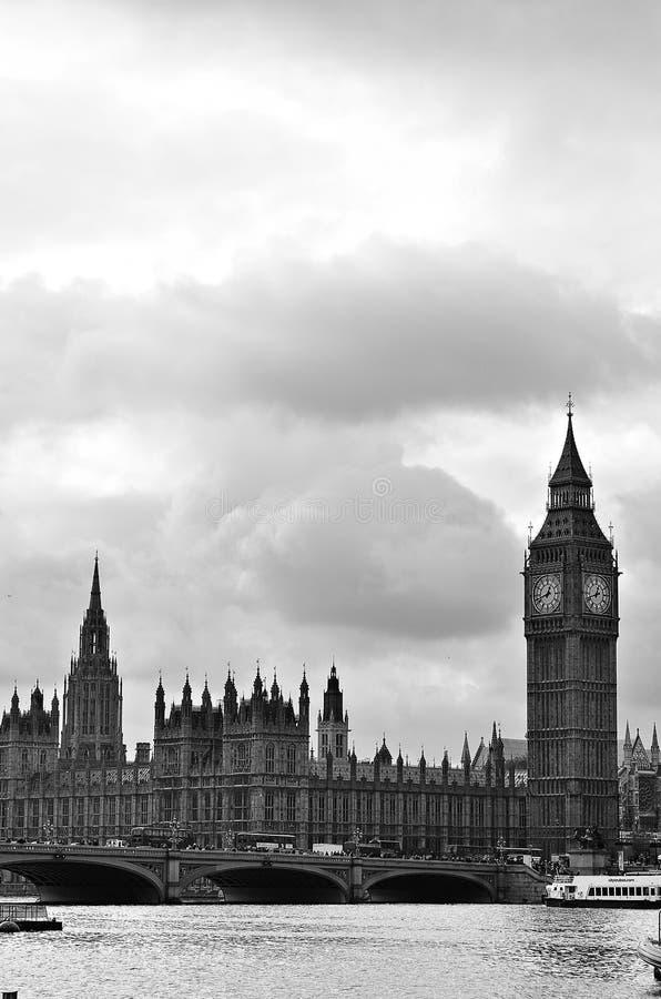 Big Ben και σπίτια του Κοινοβουλίου, Λονδίνο, UK στοκ εικόνες