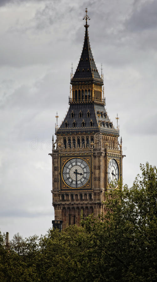 Big Ben στο Λονδίνο, UK στοκ φωτογραφίες