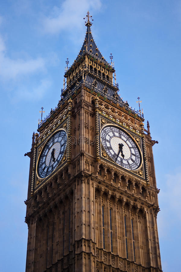 Download Big Ben stock photo. Image of tourist, parliment, city - 12405194