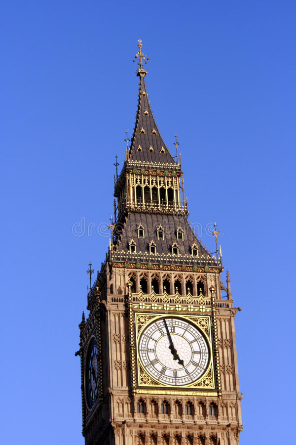 Download Big Ben stock image. Image of capital, blue, house, english - 13505255