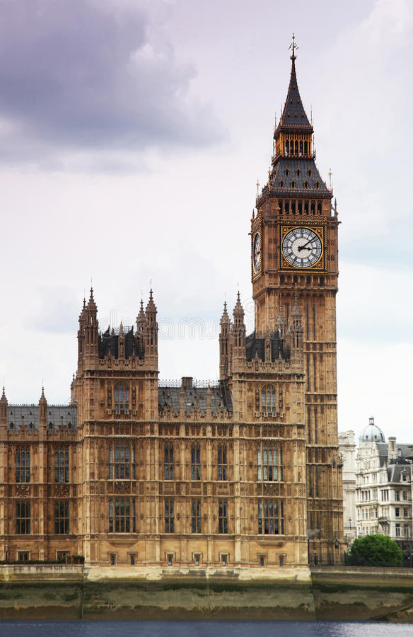 Download Big Ben stock photo. Image of parliament, europe, ornate - 16817334