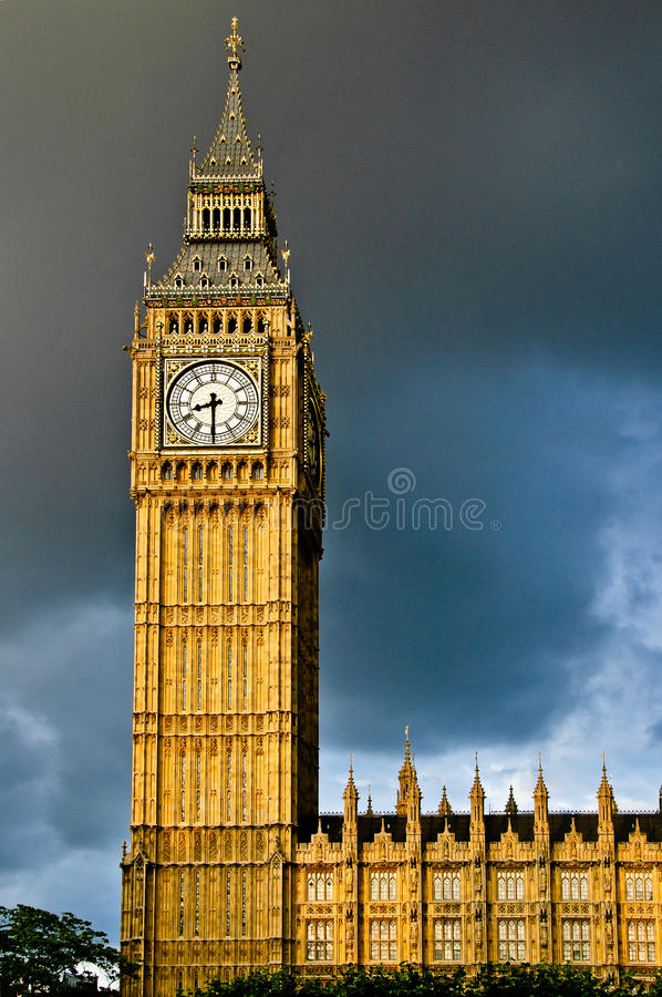 Download Big Ben Stock Photography - Image: 18046542