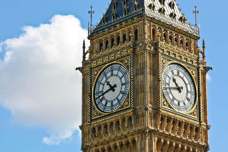 Download Big Ben stock photo. Image of isles, london, united, houses - 21056230