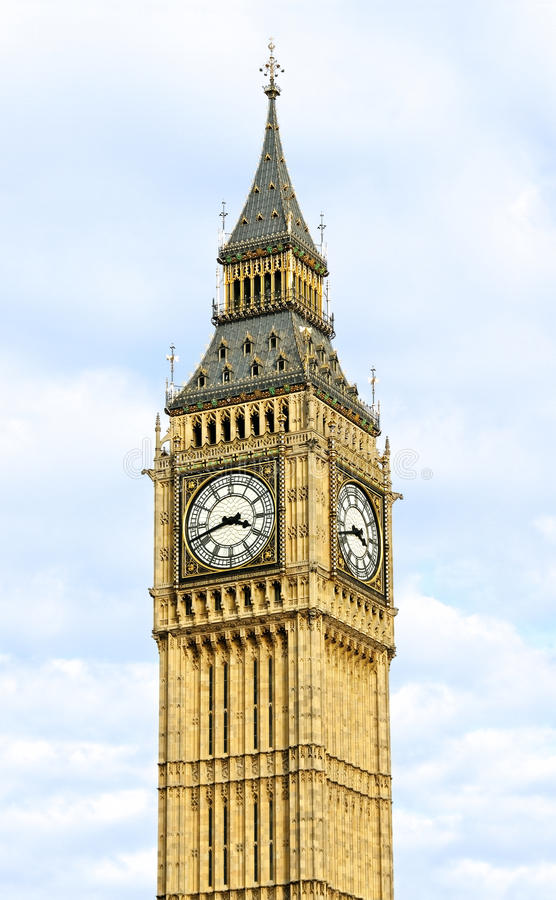Download Big Ben. stock image. Image of capital, blue, europe - 24239555