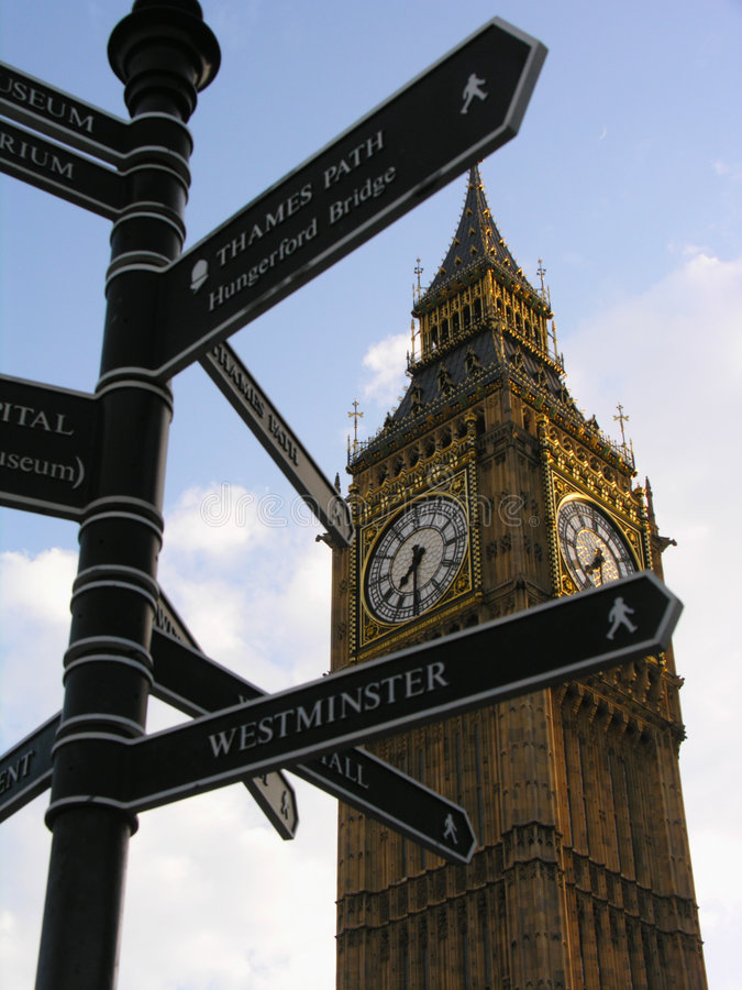 Download Big Ben stock photo. Image of tower, famous, dusk, monument - 2492312