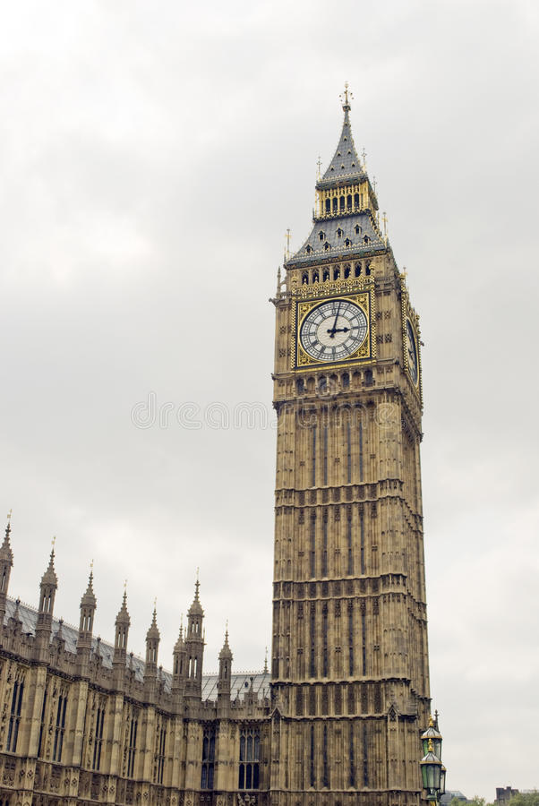 Download Big Ben stock photo. Image of famous, sight, london, britain - 25899276