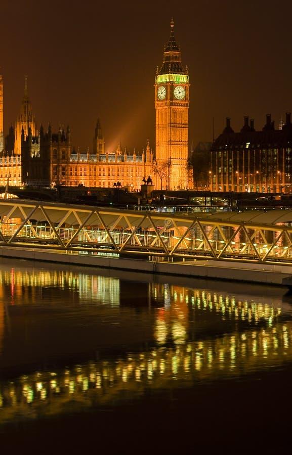 Download Big Ben stock photo. Image of landmark, night, bell, kingdom - 2684284