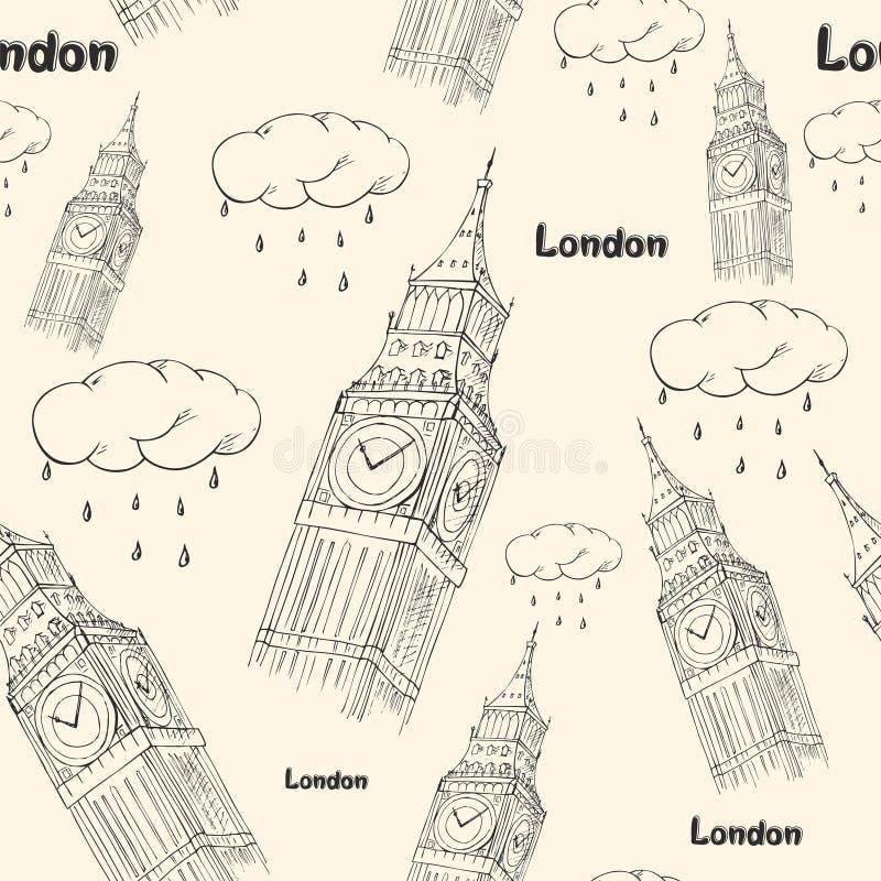 Download Big Ben stock vector. Image of elegance, city, england - 28713121