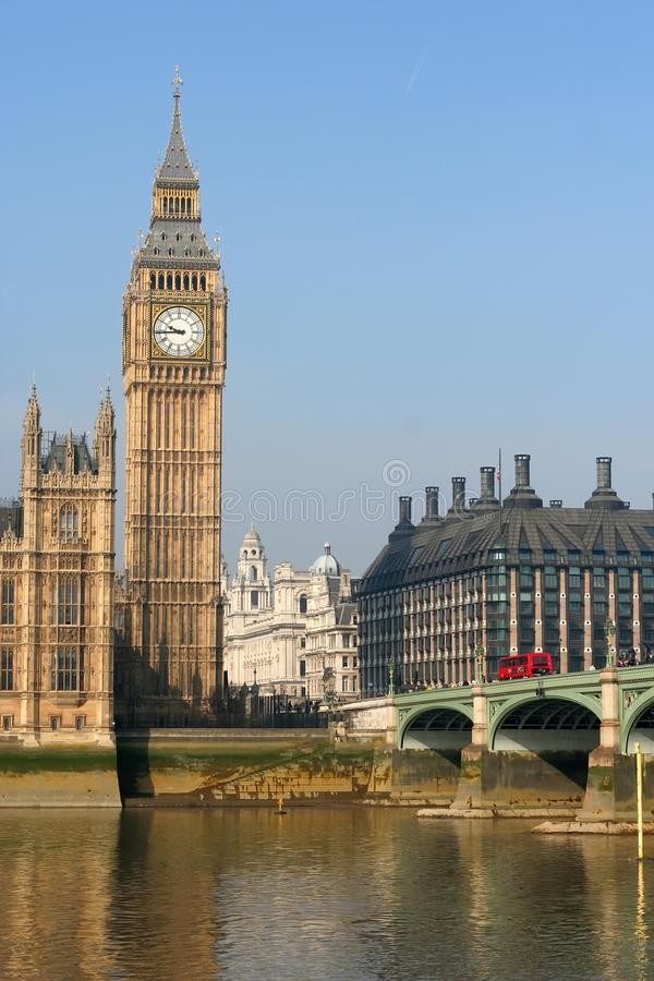 The Big Ben, Royalty Free Stock Images