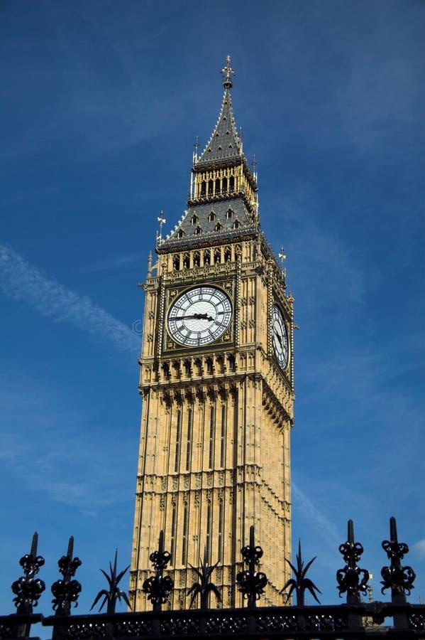 Download Big Ben stock image. Image of prime, gothic, houses, black - 3263087