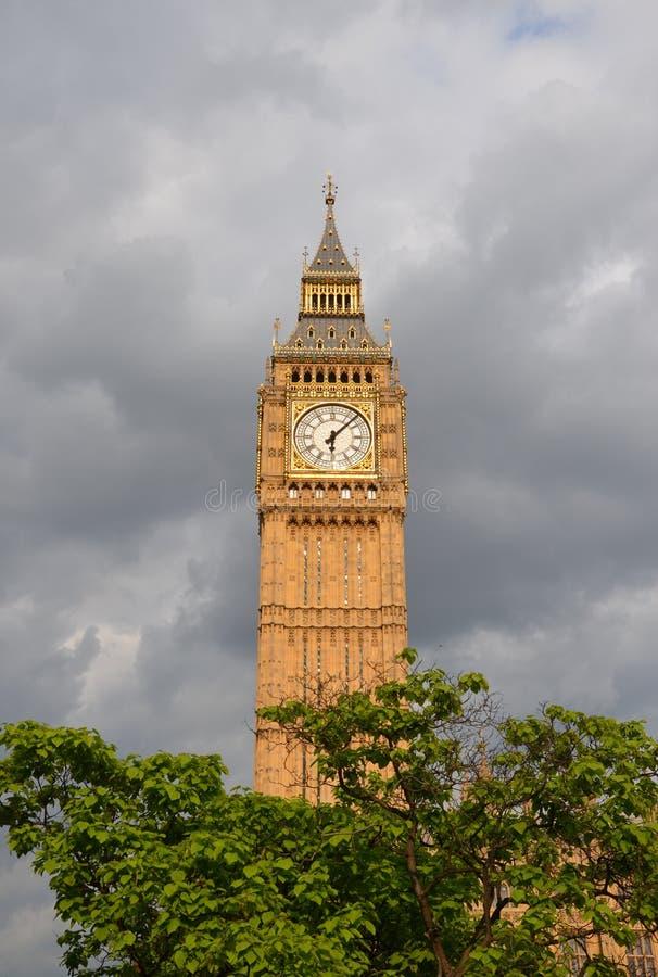 Big Ben fotografie stock libere da diritti