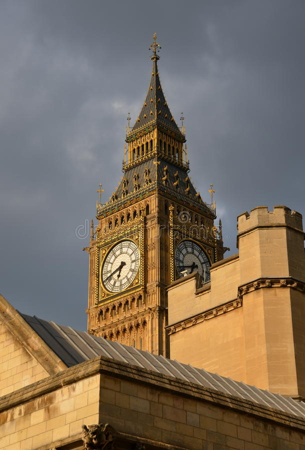 Big Ben fotografia stock libera da diritti