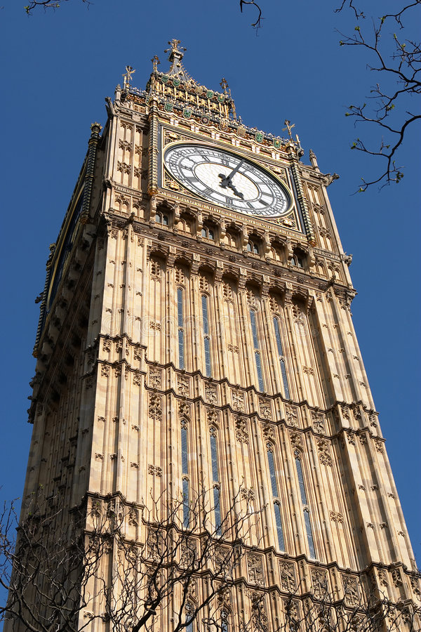 Download Big Ben 4 stock photo. Image of tower, tourism, thames - 117354