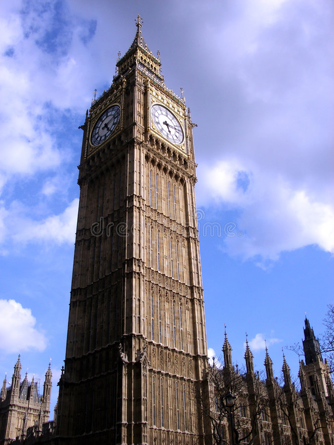 Big Ben 4 stock photos