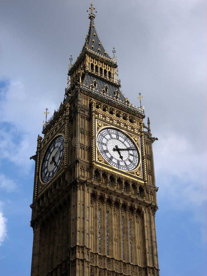 Big Ben 5 royalty free stock photo