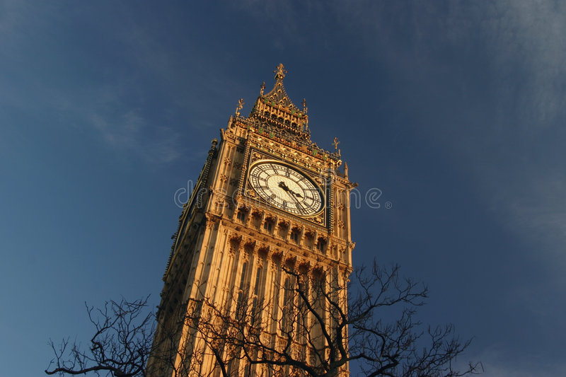 Download Big Ben stock image. Image of tower, famous, time, london - 54791
