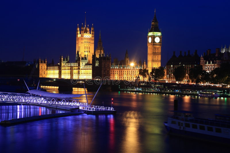Download Big Ben stock photo. Image of river, thames, pier, abbey - 5825828
