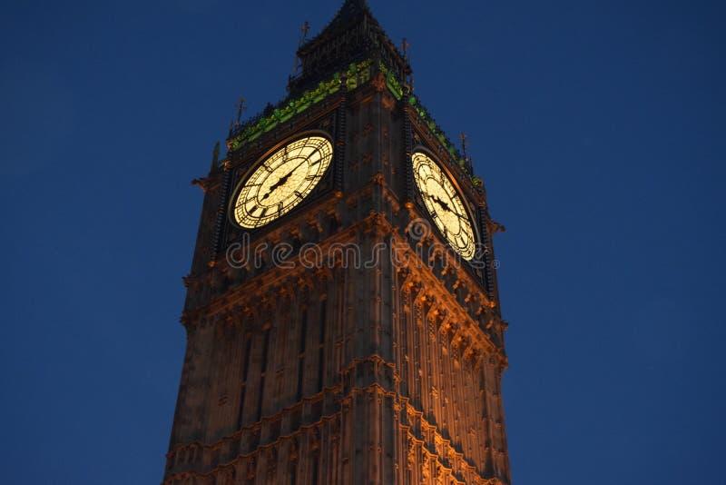 Download Big Ben stockfoto. Bild von nacht, london, groß, zeit - 96929904
