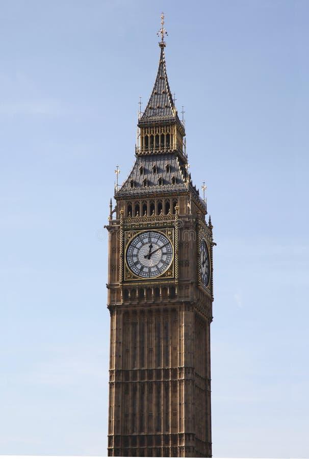 Download Big ben clock stock image. Image of roof, london, visit - 13536689