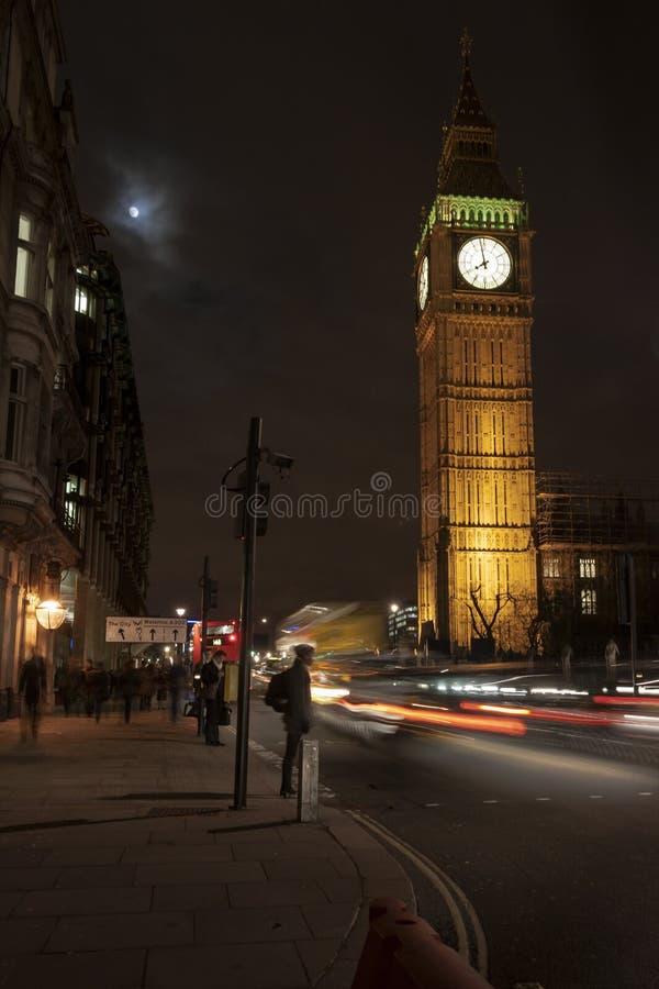 Big Ben/Elizabeth Tower imagem de stock royalty free